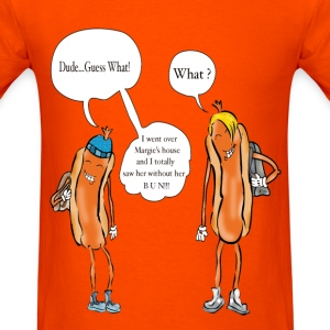 Hot Dog Teens T-Shirts - Men's T-Shirt