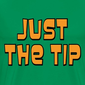 Just The Tip -- Archer T-Shirts - Men's Premium T-Shirt