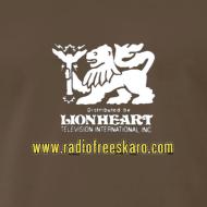 Design ~ Lionheart (T-Shirt)