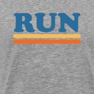 run T-Shirts - Men's Premium T-Shirt