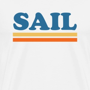 sail T-Shirts - Men's Premium T-Shirt