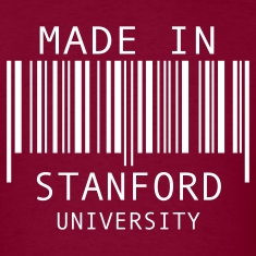Made in Stanford University T-Shirts