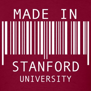 Made in Stanford University T-Shirts - Men's T-Shirt