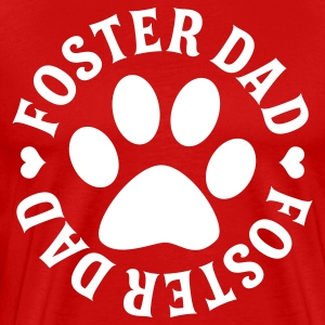 Foster Dad - Men's Premium T-Shirt
