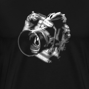 Camera from Heaven - Men's Premium T-Shirt