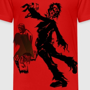 Zombie March - Toddler Premium T-Shirt