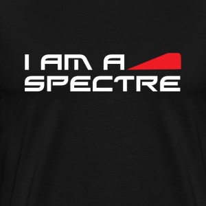 I AM A SPECTRE T SHIRT DESIGN - Men's Premium T-Shirt