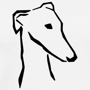 sighthound T-Shirts - Men's Premium T-Shirt