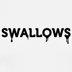 Swallows (1c) T-Shirts - Men's Premium T-Shirt