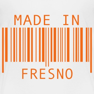 Made in Fresno Toddler Shirts - Toddler Premium T-Shirt