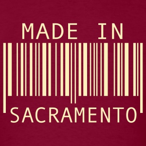 Made in Sacramento T-Shirts - Men's T-Shirt