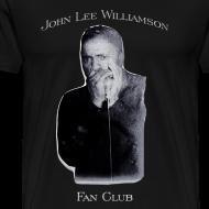 Design ~ John Lee Williamson Fan Club t-shirt (3X)
