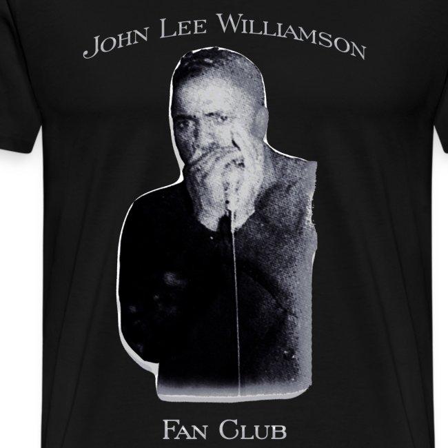 John Lee Williamson Fan Club t-shirt (3X)