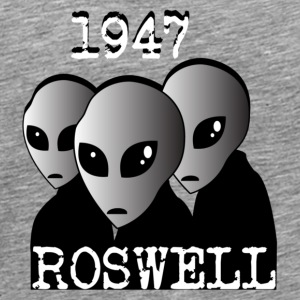 1947 ALIENS Roswell  - Men's Premium T-Shirt