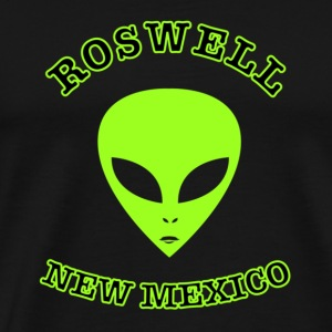 Roswell New Mexico - Men's Premium T-Shirt