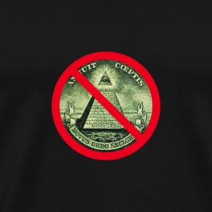 No Illuminati - Men's Premium T-Shirt