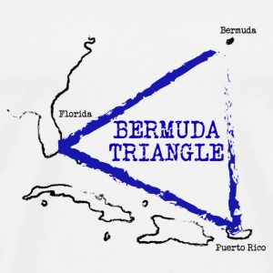 Bermuda Triangle - Men's Premium T-Shirt