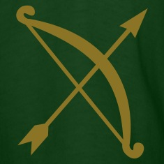 bow and arrow T-Shirts