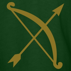 bow and arrow T-Shirts - Men's T-Shirt