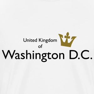 United Kingdom of Washington D.C. T-Shirts - Men's Premium T-Shirt