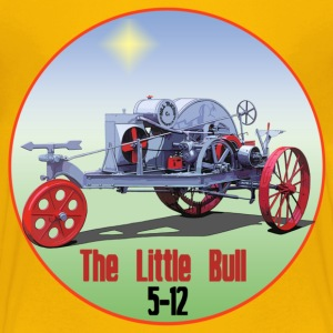 Little Bull Tractor - Kids' Premium T-Shirt