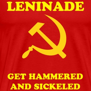 LENINAID - Men's Premium T-Shirt