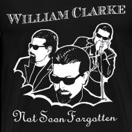 Design ~ William Clarke Not Forgotten 3X t-shirt
