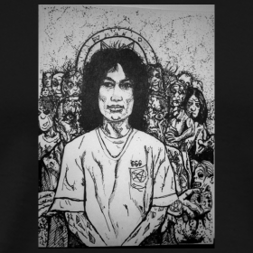 Design ~ Richard Ramirez T-Shirt