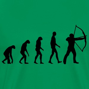 Evolution Archery Huntin T-Shirts - Men's Premium T-Shirt
