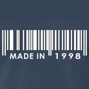 Birthday 1998   T-Shirts - Men's Premium T-Shirt