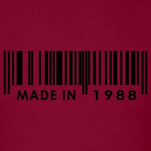 Birthday 1988   T-Shirts - Men's T-Shirt