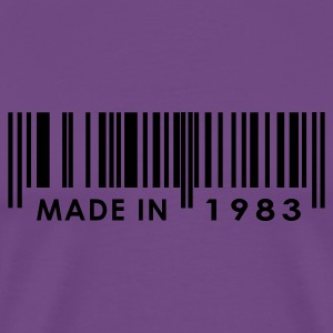 Birthday 1983   T-Shirts - Men's Premium T-Shirt