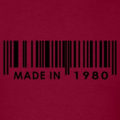 Birthday 1980   T-Shirts
