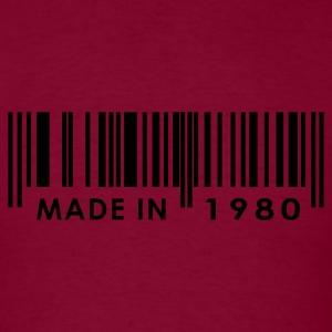Birthday 1980   T-Shirts - Men's T-Shirt