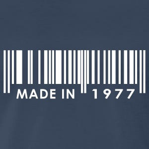 Birthday 1977   T-Shirts - Men's Premium T-Shirt