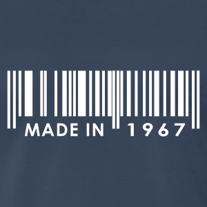 Birthday 1967   T-Shirts - Men's Premium T-Shirt