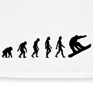 Snowboard Evolution (1c) T-Shirts - Men's Premium T-Shirt