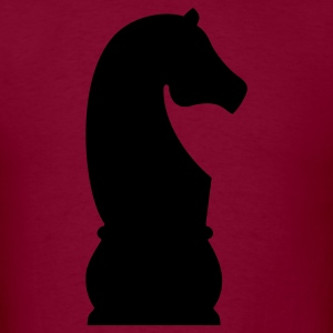 Chess Knight T-Shirts - Men's T-Shirt