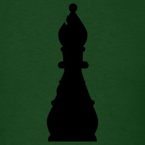 Chess Bishop T-Shirts - Men's T-Shirt