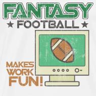 Design ~ Fantasy Football Makes Work Fun