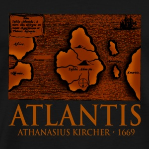 ATLANTIS - Men's Premium T-Shirt