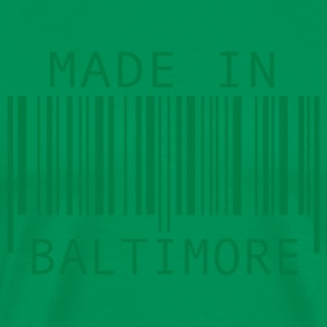 Made in Baltimore T-Shirts - Men's Premium T-Shirt