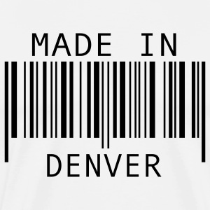 Made in Denver T-Shirts - Men's Premium T-Shirt