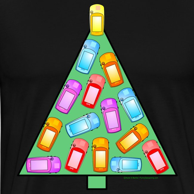 GPS Christmas Tree
