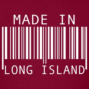 Made in Long Island T-Shirts - Men's T-Shirt