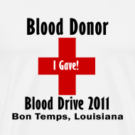 Design ~ Men's Blood Donor 2011