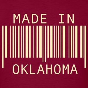 Made in Oklahoma T-Shirts - Men's T-Shirt