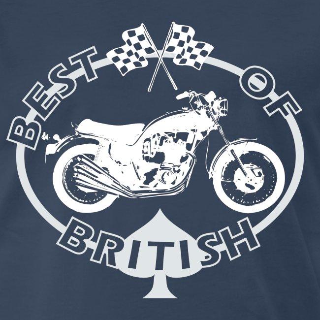 Best of British - Triumph X75
