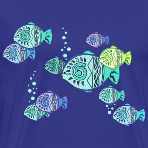 LUCKY FISH | men's 3XL shirt - Men's Premium T-Shirt