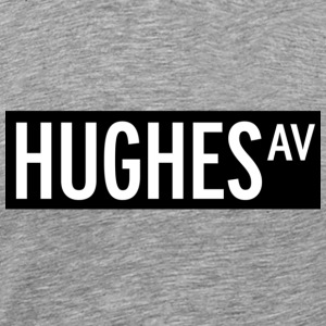 Hughes Avenue New York T-shirt - Men's Premium T-Shirt